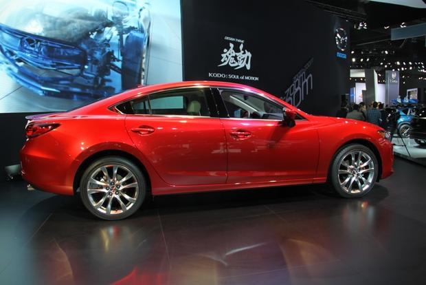 2014 Mazda6: LA Auto Show featured image large thumb2