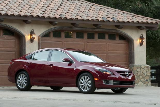 2013 Mazda6: New Car Review