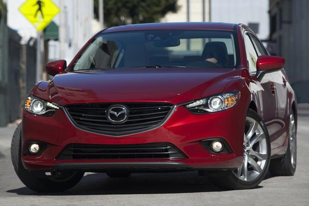 2014 Mazda6: New vs. Old
