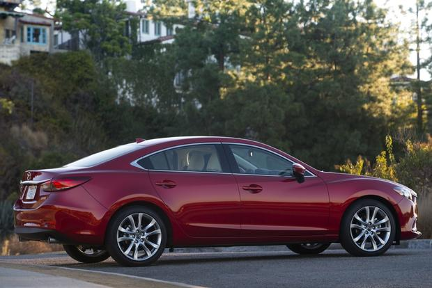 2014 Mazda6: New vs. Old featured image large thumb6