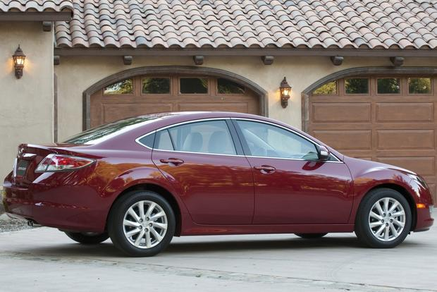 2014 Mazda6: New vs. Old featured image large thumb7