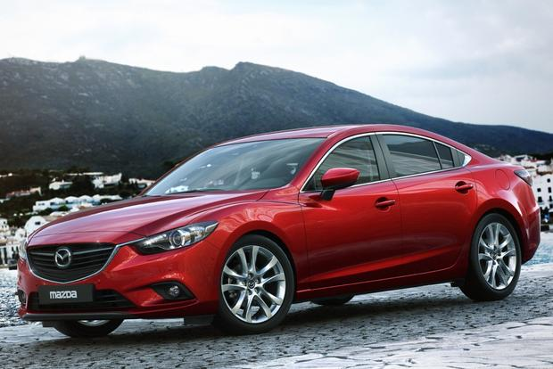 2014 Mazda6 Debuts at Moscow Motor Show featured image large thumb0