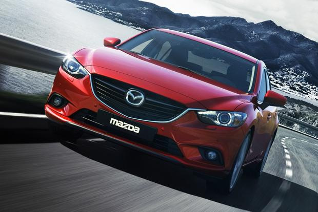 2014 Mazda6 Debuts at Moscow Motor Show featured image large thumb4