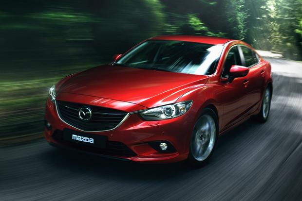 2014 Mazda6 Debuts at Moscow Motor Show featured image large thumb5