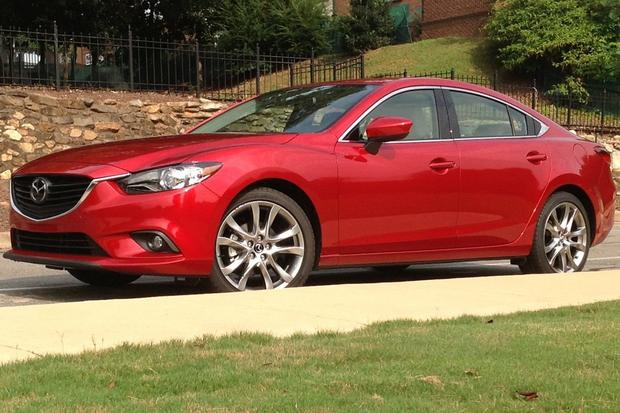 2014 Mazda6: Easily Updated featured image large thumb0