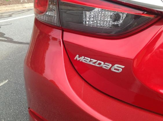 2014 Mazda6: Adapting to Technology featured image large thumb0