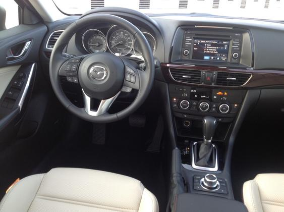 2014 Mazda6: Adapting to Technology featured image large thumb4