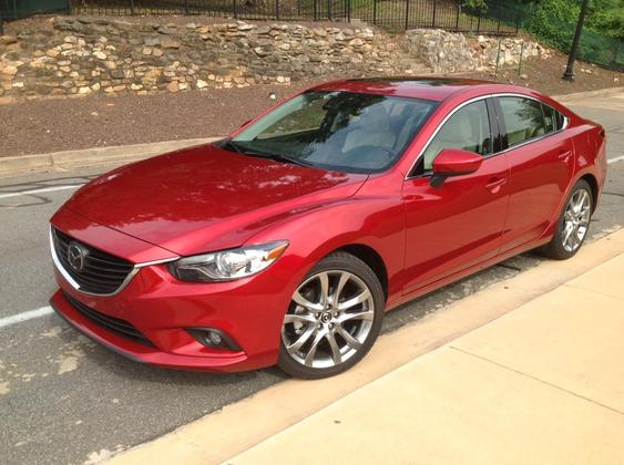 2014 Mazda6: Adapting to Technology featured image large thumb1