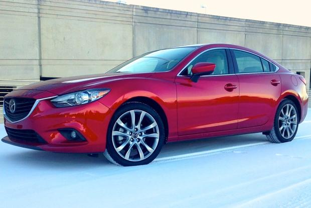 2014 Mazda6: Excellent Seat Warmers featured image large thumb2