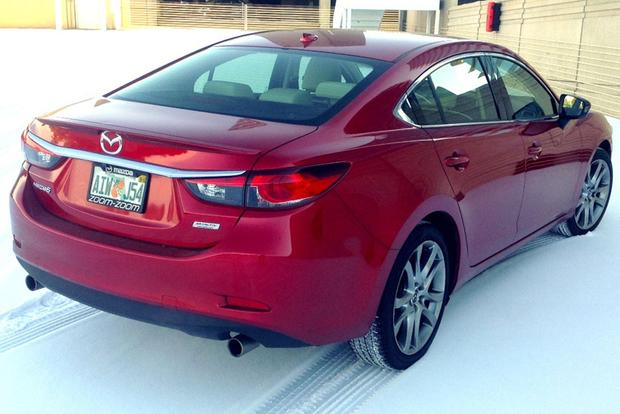 2014 Mazda6: Excellent Seat Warmers featured image large thumb0