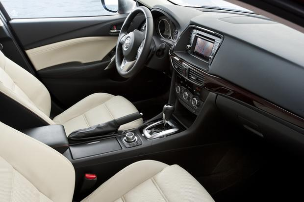 2014 Mazda6: Excellent Seat Warmers featured image large thumb3