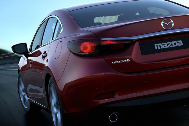 2014 Mazda6: New Car Review featured image large thumb2