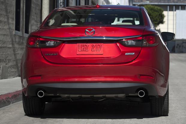 2014 Mazda6: New Car Review featured image large thumb3
