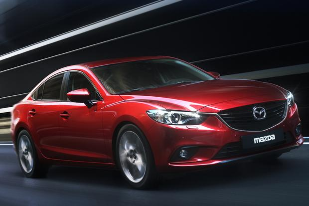 2014 Mazda6: New Car Review featured image large thumb6