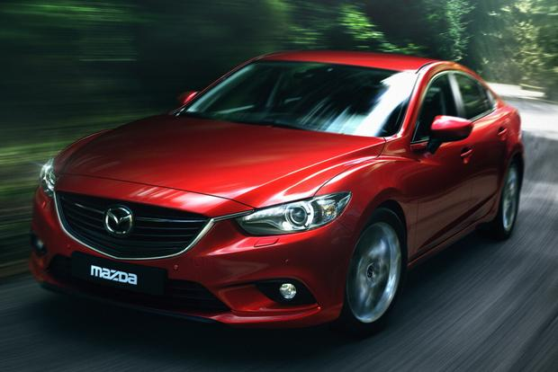 2014 Mazda6: New Car Review