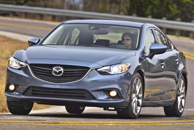 2015 Mazda6 New Car Review Autotrader