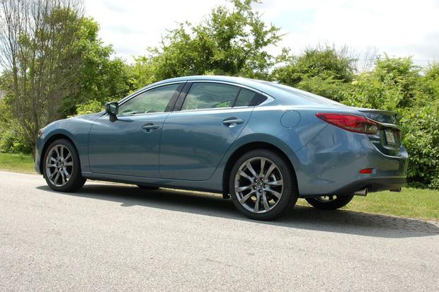 2016 mazda6 real world review autotrader. Black Bedroom Furniture Sets. Home Design Ideas