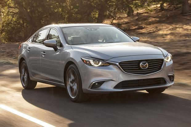 2016 Mazda6: New Car Review featured image large thumb0