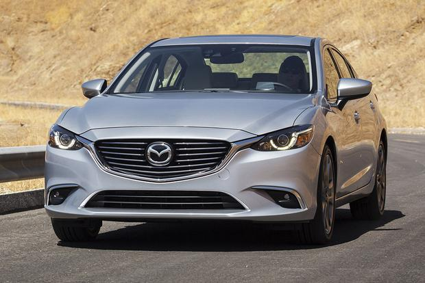 2016 mazda6 new car review autotrader. Black Bedroom Furniture Sets. Home Design Ideas