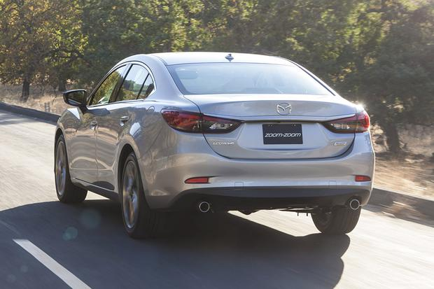 2016 Mazda6: New Car Review featured image large thumb5