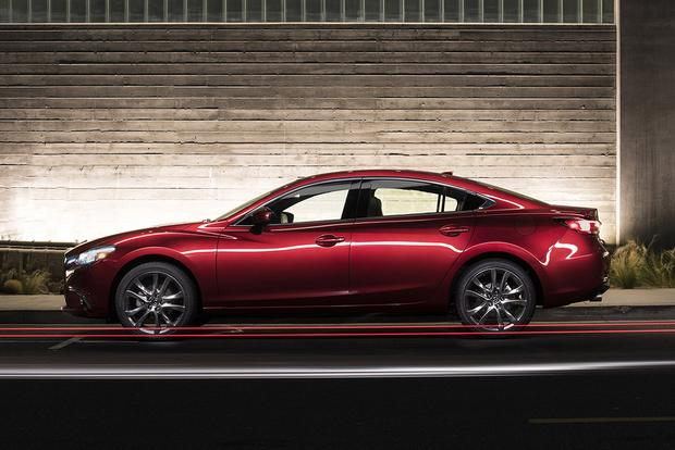 2017 Mazda6: New Car Review featured image large thumb1