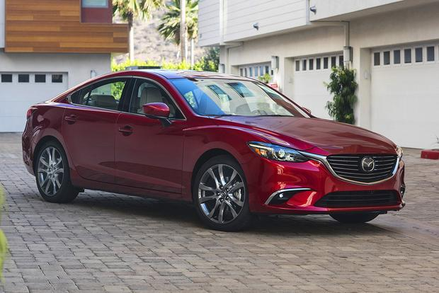 2017 Mazda6: New Car Review featured image large thumb2