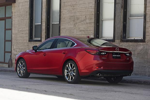 2017 Mazda6: New Car Review featured image large thumb3