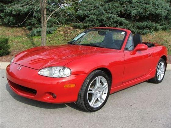 1999 2005 mazda mx 5 miata used car review autotrader. Black Bedroom Furniture Sets. Home Design Ideas