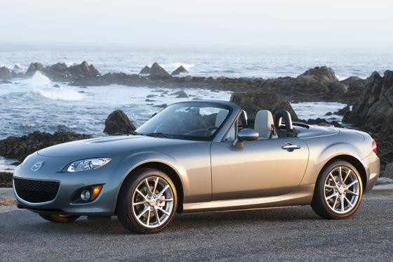 2012 Mazda MX-5 Miata: New Car Review featured image large thumb1