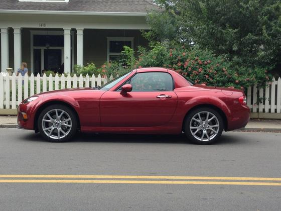 2015 Mazda Miata Grand Touring Hard Top: Is it a Grand Tourer ...