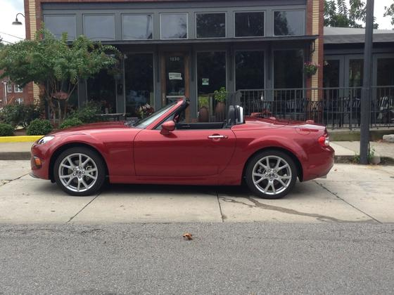 2015 Mazda Miata Grand Touring Hard Top: Is it a Grand Tourer? featured image large thumb2