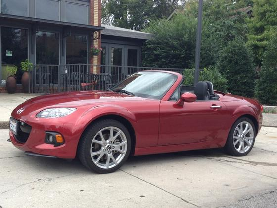 2015 Mazda Miata Grand Touring Hard Top: Is It A Grand Tourer? Featured  Image