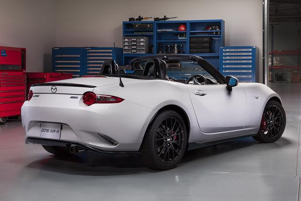 2015 vs. 2016 Mazda MX-5 Miata: What's the Difference? - Autotrader