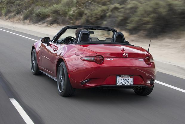2016 Mazda MX-5 Miata: 8 Ways It's the Perfect Budget-Friendly Weekend Toy