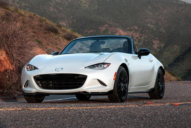 2016 Mazda MX-5 Miata: First Drive Review