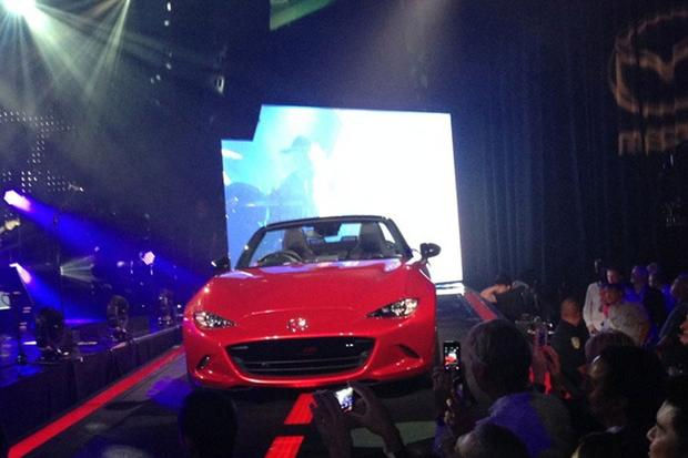 2016 Mazda MX-5 Miata Unveiled in Monterey featured image large thumb3