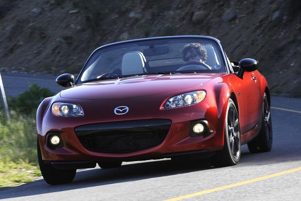 2015 mazda mx 5 miata new car review autotrader. Black Bedroom Furniture Sets. Home Design Ideas