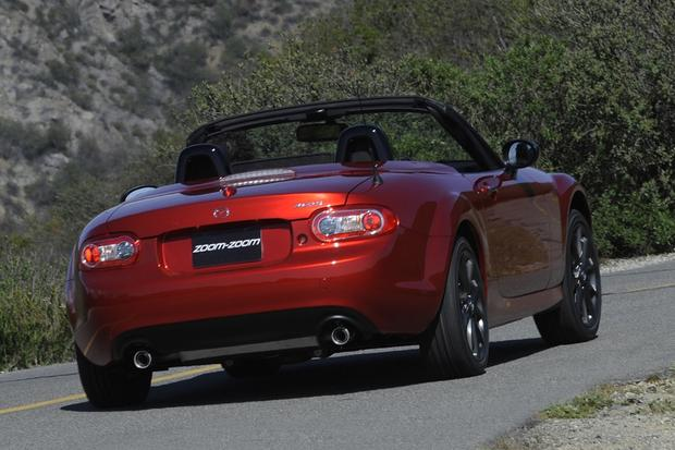 2015 Mazda MX-5 Miata: New Car Review featured image large thumb2