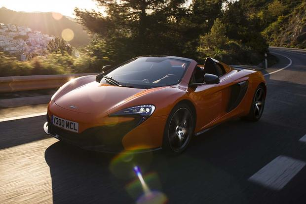 The McLaren S Is The Bargain Exotic Car Autotrader - Bargain sports cars