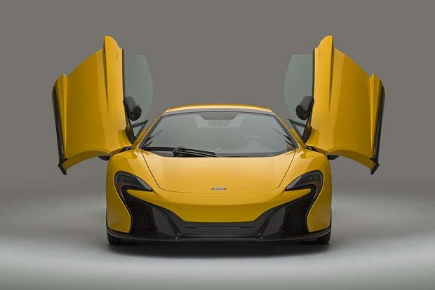 2016 McLaren 650S: Overview featured image large thumb1