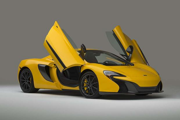 2016 McLaren 650S: Overview featured image large thumb2