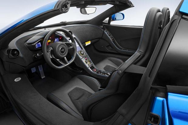 2016 McLaren 650S: Overview featured image large thumb4