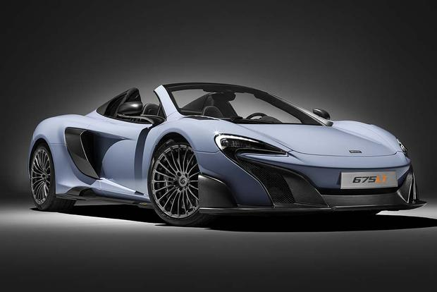 2016 McLaren 675LT: Overview featured image large thumb0
