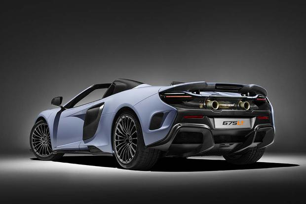 2016 McLaren 675LT: Overview featured image large thumb2