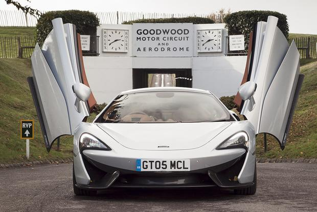 2017 McLaren 570S and 570GT: Overview featured image large thumb4