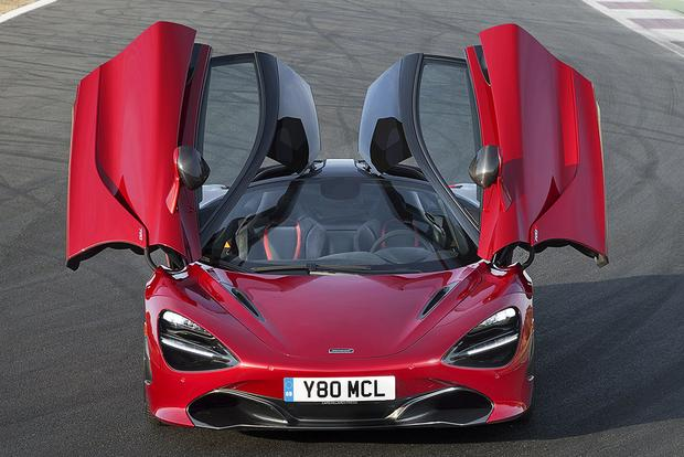 2018 McLaren 720S: First Drive Review featured image large thumb0