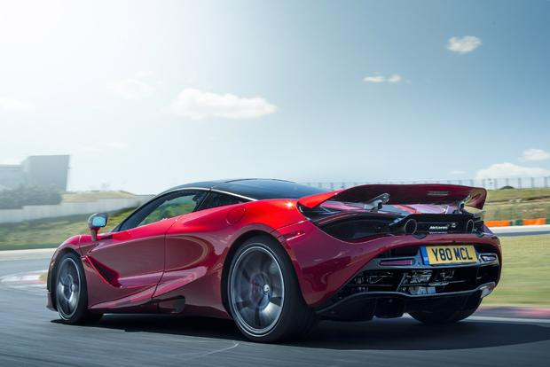 2018 McLaren 720S: First Drive Review featured image large thumb2