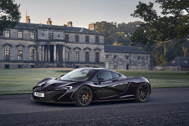 Driving the McLaren P1 Supercar on Its Fifth Anniversary featured image large thumb2