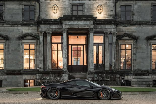 Driving the McLaren P1 Supercar on Its Fifth Anniversary featured image large thumb1