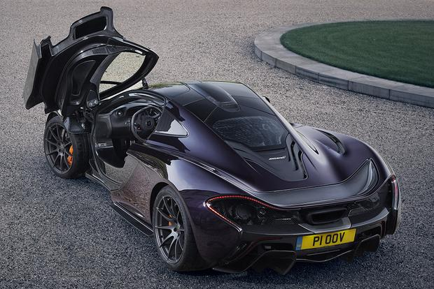 Driving the McLaren P1 Supercar on Its Fifth Anniversary featured image large thumb3